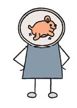 hamster livre